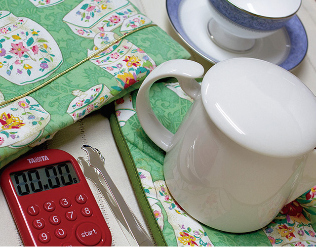 紅茶の道具