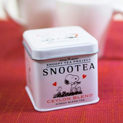 SNOOTEA セイロンブレンド 缶