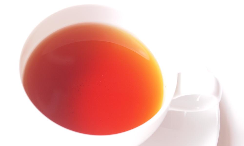 セイロン特有の紅い水色(すいしょく)