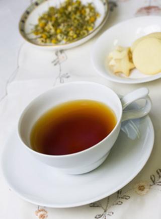 SNOOTEA マスカットブレンド レシピ カモミール観月茶