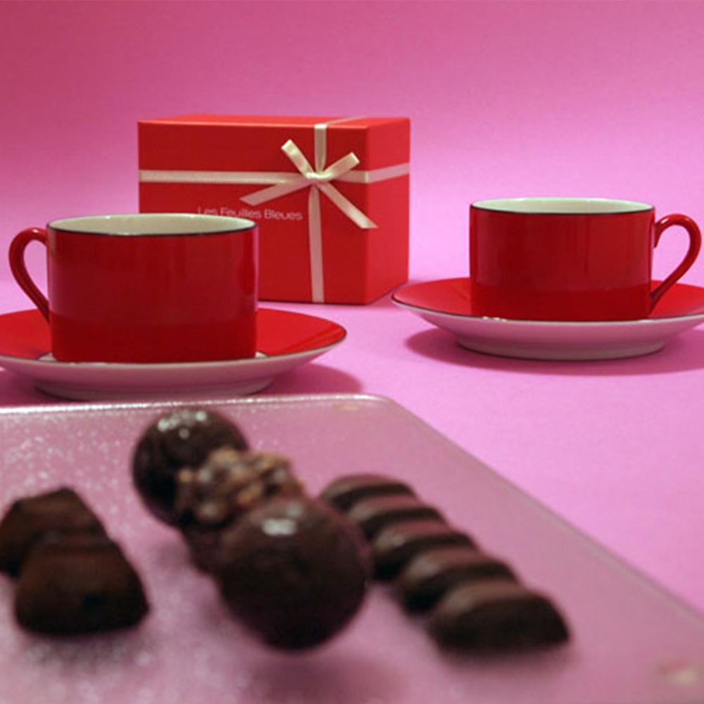 チョコレート 紅茶「パルフェタムール」