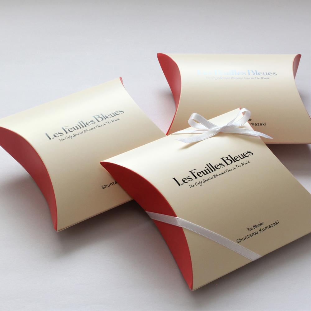 フィーユ・ブルー 紅茶の贈り物「プチギフト」